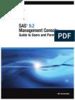 Sas Management Console 9.2