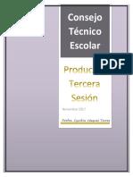 Productos 3a Sesión CTE Cynthia Vázquez Torres