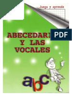 Abcdario y Las Vocales.