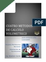 Loya Alex 4 Metodos Calculo Volumetrico