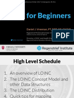 2017 12 06 - LOINC for Beginners