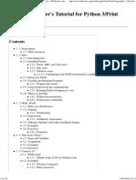 1 Non-Programmer's Tutorial for Python 3