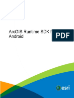ARC GIS Android Guide