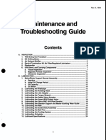 TDS-3S Maint and Troubleshooting Guide