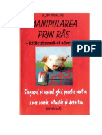 255472045 Manipularea Prin Ras PDF