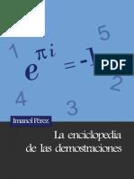 Perez Imanol - La Enciclopedia De Las Demostraciones.pdf