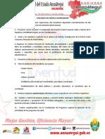 FUNCIONES DEL Medico Coordinador