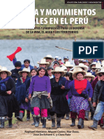 Mineria y Movimientos Sociales en El Peru Portada y PDF