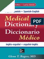 Diccionario Médico ing-esp