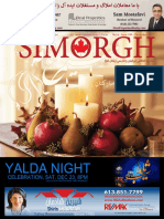 Simorgh Magazine Issue 104