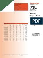 RECOM datasheet