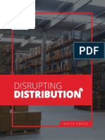 White Paper Disrupting Distribution
