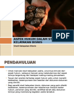 84087603-SKB-Aspek-Hukum.ppt