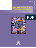 World Public Sector Report 2001 - Globalization and the State