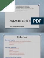 Aula - Coberta