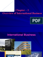 Chapter 1 Internatiomal Business