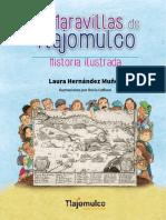"Libro ""Las Maravillas de Tlajomulco. Historia ilustrada"""