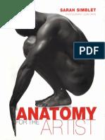 Sarah Simblet - Anatomy for the Artist.pdf