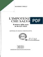 Grilli M - L'Impotenza Che Salva_2009