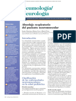 Abordaje Respiratorio Del Paciente Neuromuscular
