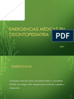 uregencias pediatria