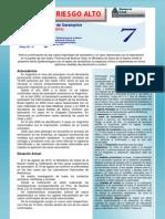 Alerta-Sarampion - 22 agosto -  Ministerio de Salud