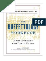 The Buffettology  Workbook