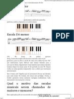 Escalas Musicais Parte 3