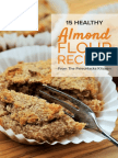 15 Healthy Almond Flour Recipes