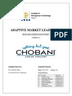 Chobani Case