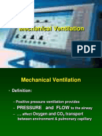 Mechanical Ventilation Basic Modes