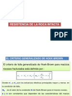 1. Resistencia de La Roca Intacta Ppt