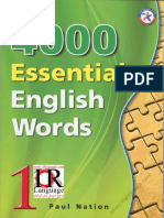 4000 Essential English Words 1