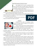Historia Descobrimento Do Brasil