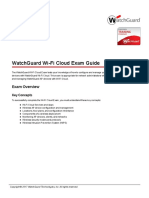 WG Wi Fi Cloud Exam Guide (en US)