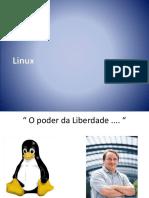 Linux - Visão Geral