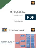 MIN-102 2015-1 Clase 8
