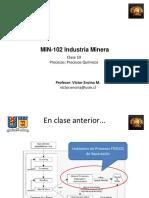 MIN-102 2015-1 Clase 10