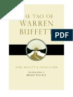 TheTao of Warren Buffett
