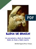 Matilde Eugenia Perez Tamayo_Llena de Gracia