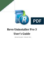 Revo Uninstaller Pro Help.pdf
