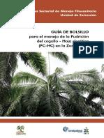 Guía de bolsillo para el manejo de la Pudrición del cogollo - Hoja Clorótica (PC-HC) en la Zona Norte.pdf