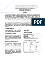 Determinacion de Azucares Totales y Reductores Imprimir