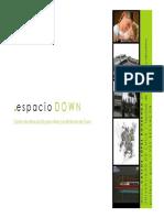 Espacio down
