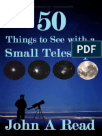 50 Things to See With a Small Telescope