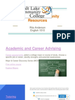 student and community resources  3