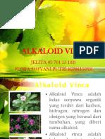 Alkaloid Vinca Ppt