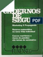 Cadernos de Seguros 40 - Maio_junho - 1988