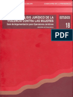 Analisis Juridico Violencia Mujeres