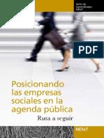 Posicionando lasempresas sociales en la agenda publica (NESst).pdf